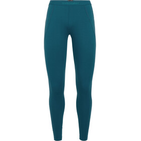 Icebreaker W's 260 Winterzone Leggings Kingfisher/Arctic Teal/Prism